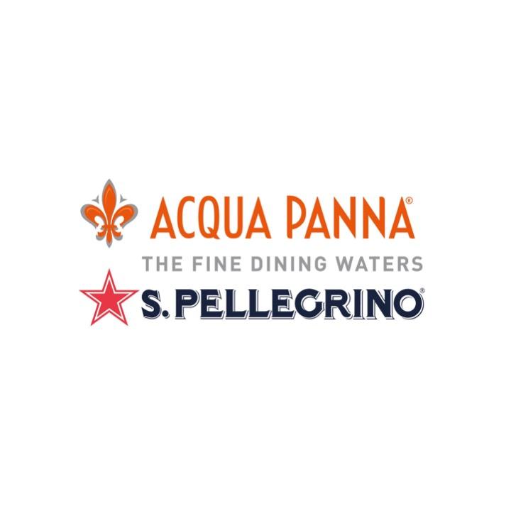 Il Salone dei Pagamenti ACQUA PANNA - SAN PELLEGRINO Logo