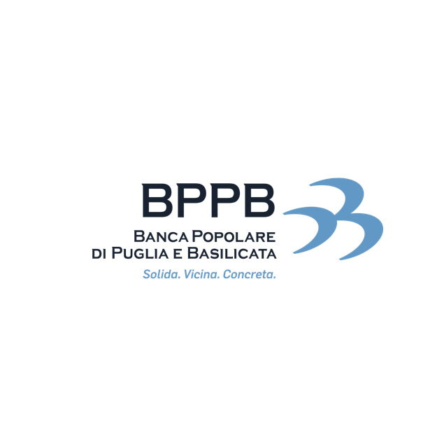#ilCliente BANCA POPOLARE DI PUGLIA E BASILICATA Logo