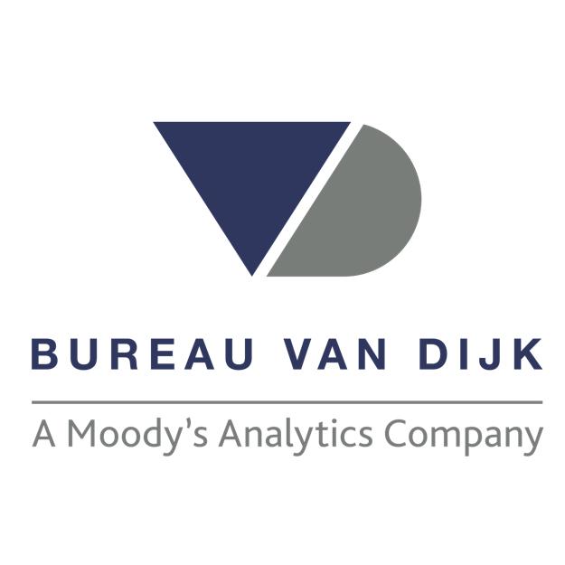 Supervision, Risks & Profitability 2019 Bureau Van Dijk Logo