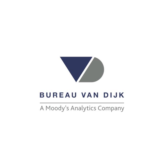 Credito al Credito Bureau Van Dijk Logo
