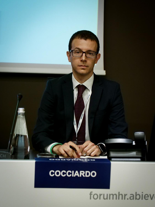 MATTEO COCCIARDO - Forum HR - Banche e Risorse Umane