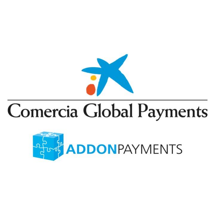 Il Salone dei Pagamenti COMERCIA GLOBAL PAYMENTS Logo