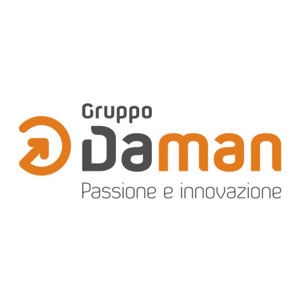 Banche e Sicurezza GRUPPO DAMAN  Logo
