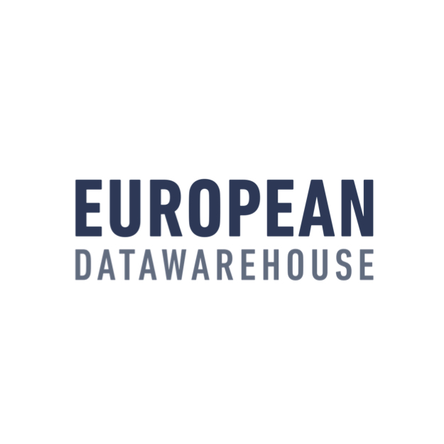 Funding & Capital Markets Forum EUROPEAN DATAWAREHOUSE Logo