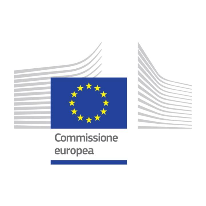 Il Salone dei Pagamenti COMMISSIONE EUROPEA Logo