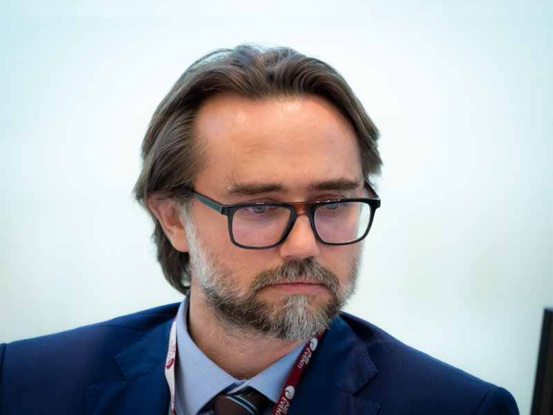 NILS FREDRIK FAZZINI - Banche e Sicurezza