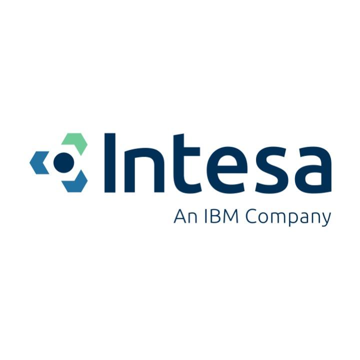 Il Salone dei Pagamenti INTESA an IBM Company Logo