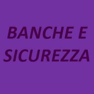 Logo Banche e Sicurezza