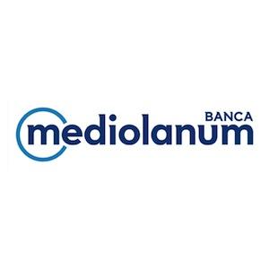 #ilCliente BANCA MEDIOLANUM Logo