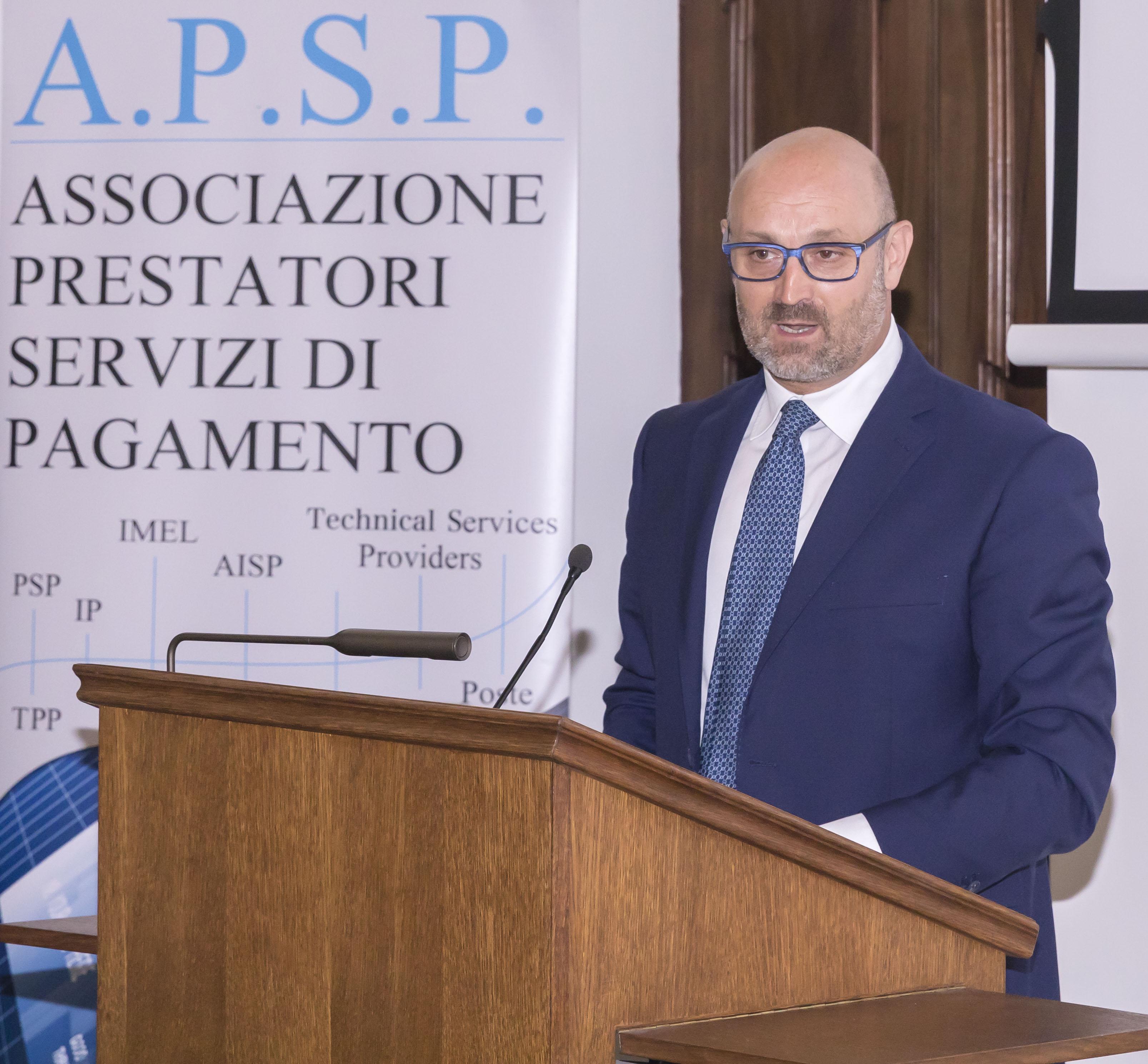 MAURIZIO PIMPINELLA - Il Salone dei Pagamenti