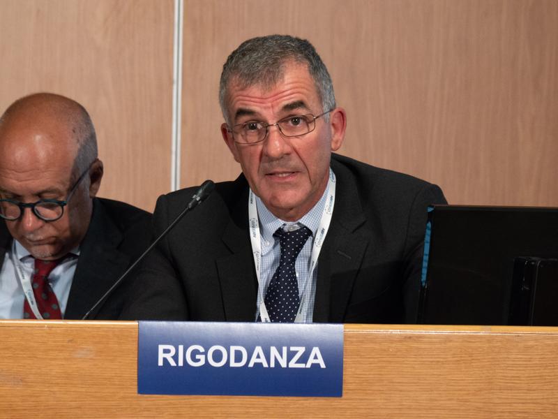 LORENZO RIGODANZA - Unione Bancaria e Basilea 3 - Risk & Supervision
