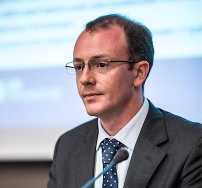 DAVID ANGELONI - Funding & Capital Markets Forum