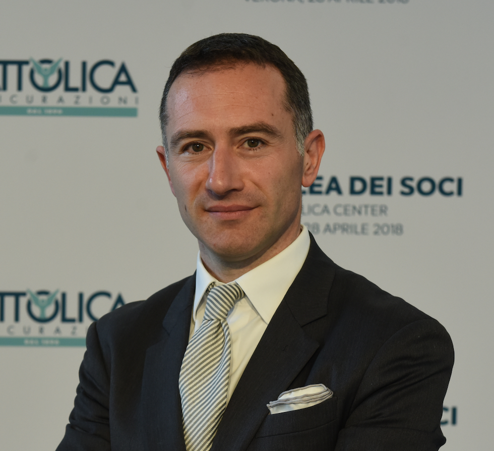MASSIMO DI TRIA - Funding & Capital Markets Forum