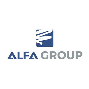 Banche e Sicurezza ALFA GROUP Logo