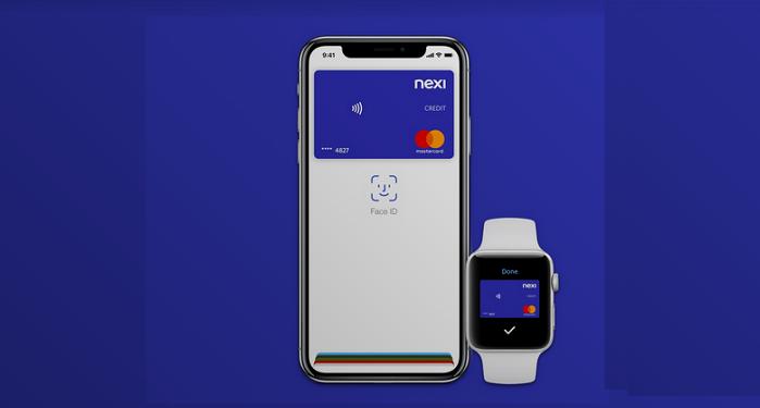 Accordo Nexi - Apple Pay  - Il Salone dei Pagamenti