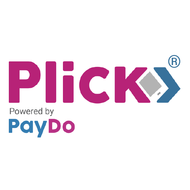 Il Salone dei Pagamenti PLICK Powered by PAYDO Logo