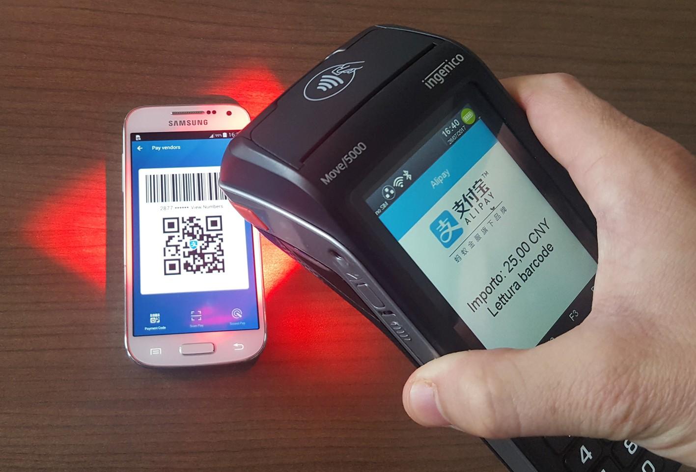 Ingenico estende l'accettazione dei pagamenti Alipay a Banche e Acquirer europei - Il Salone dei Pagamenti