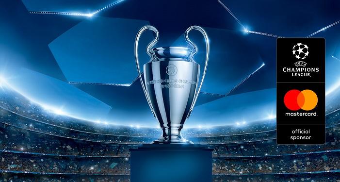 Mastercard porta la UEFA Champions League al Salone dei Pagamenti - Il Salone dei Pagamenti